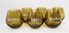 6x Ardbeg Whisky Glas Gläser Grüne Mini Tumbler Gläser 6 Stück - NEU