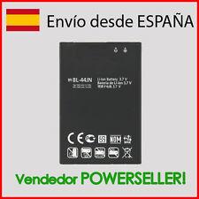 Bateria BL-44JN para LG P970 Optimus black / P690 Net / C660 Pro / E510 Hub