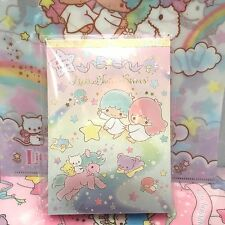 2016 NEW Sanrio LITTLE TWIN STARS memo pad notepad unicorn 8 designs 144 pages!