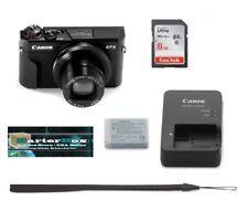 Sale Canon Powershot G7 X Mark II / G7x M2 Digital Camera + Free 8GB Mem