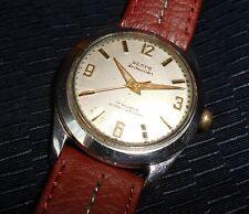 Alte Herren WEMPE ZEITMEISTER Edelstahl 60er Vintage Watch Handaufzug Uhr