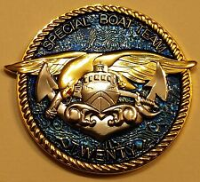 "Naval Special Warfare Group 4 Special Boat Team SBT-20 Navy 2"" Challenge Coin"