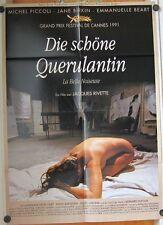 SCHÖNE QUERULANTIN (Pl. '92) - MICHEL PICCOLI / JANE BIRKIN