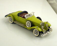 RIO Made In ITALY Vintage 1931 Rolls Royce  Lime Green 1:43 Scale Die Cast Car