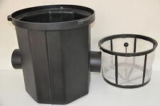 Simplexfilter  Zisternenfilter, Regenwasserfilter