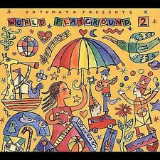 World Playground, Vol. 2 (CD Putumayo) Africa, Canada, Algeria, India, Mexico !!