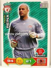 Adrenalyn XL Liverpool FC 11/12 - #029 Pepe Reina - Squad