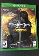 Kingdom Come Deliverance [ Royal Edition ]  (XBOX ONE) NEW