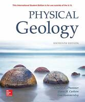Physical Geology By Plummer Intl Global Edition
