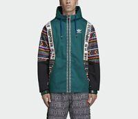 Adidas PW Pharrell Williams Hu Human Race Shell Jacket Multicolor [EA2470]