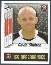PANINI SCOTTISH PREMIER LEAGUE 2008- #174-GRETNA-GAVIN SKELTON