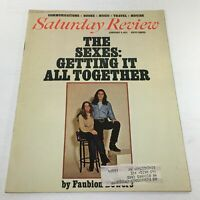 VTG Saturday Review: January 9 1971 Sexes Getting It All Together Faubion Bowers