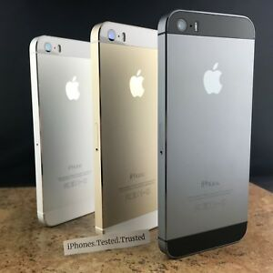 Apple iPhone 5S | AT&T - T-Mobile - Unlocked | All Color & Storage Options