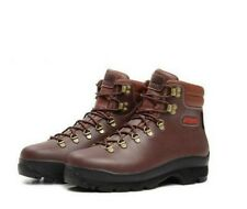 Asolo Men's Sunrise Waterproof Hiking Boots NEW AUTHENTIC Burgundy AS-402M
