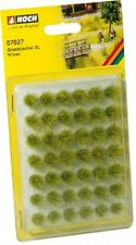 NOCH HO scale ~ 'GRASS TUFTS', GREEN X-LARGE ~ # 07027 suit model train