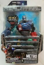 "Real Steel Jakks Pacific METRO 5"" Action Figure Series 2 2011 boxing superhero"