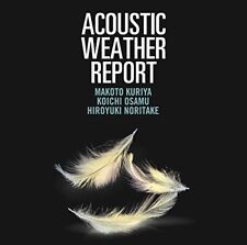 Acoustic Weather Report (jpn) 4547366276725 by Makoto Kuriya SACD
