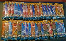 36x Booster Pack Pokemon Sun & Moon Base set - Pokemon cards SEALED