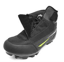 Men's Cycling Shoes FLR Defender MTB Thermal EU 45 Black