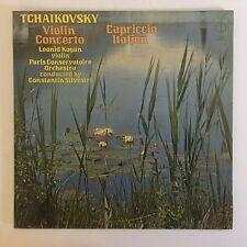 Tchaikovsky - Violin Concerto - Kogan - Silvestri - PCO - CFP 40083 - Vinyl LP