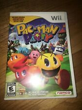Pac-Man Party (Nintendo Wii, 2010)(Very Good)