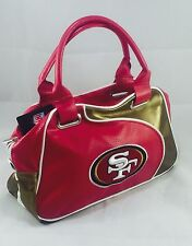 NFL San Francisco 49ers Perfect Bowler Purse Hand Bag
