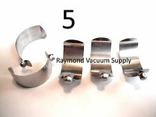 5 Rainbow vacuum cleaner e-Series wand buttons (spring/latch/clip repair part)
