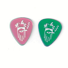 ZZ TOP - 2018 and 2017 Tour Guitar Pick Set.