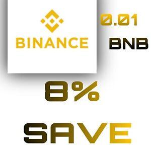 0.01 (BNB) Binance smart chain coin,bnb token,(BEP-20) BSC Binance Coin