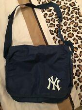 Nueva YORK Bolso Mensajero Bolsa Azul Yankees Ny Moda