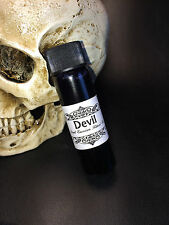 ☆ DEVIL ☆ Powerful Ritual Oil. Rituals Charms Witchcraft Wicca Spell