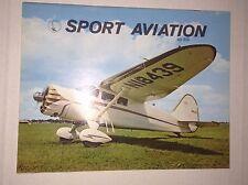 Sport Aviation Magazine Neal Loving's Airplanes July 1970 010417RH