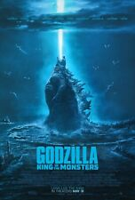 Godzilla: King of The Monsters Movie Poster (2019) - NEW - 11x17 13x19 - USA