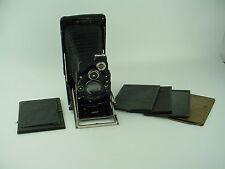 KAMERA-WERKSTATTEN A.1 ROLL FILM 9x12cm FOLDING CAMERA DOPPEL UNOFOKAL - RARE
