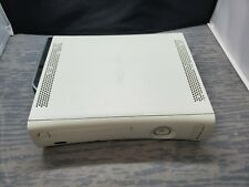 Microsoft Xbox 360 20GB Console Matte White Replacement Console Only Working