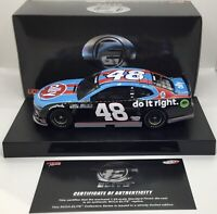 "2020 1/24 #48 Jimmie Johnson ""Ally Darlington"" Elite  1 of 2120  Same Day Ship"