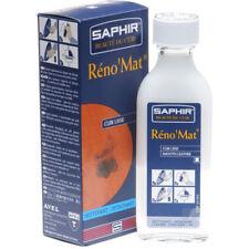 Saphir renomat Limpiador de cuero liso y Quitamanchas Zapatos Botas todo el cuero