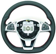 Mercedes W205 X253 W217 W213 W217 C218 C117 W176 X155 AMG Lenkrad neu beziehen