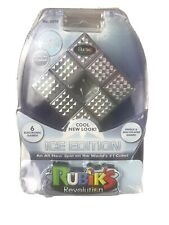 NEW Rubik's Cube Revolution Electronic Puzzle Game Ice Edition Multiplayer 2009