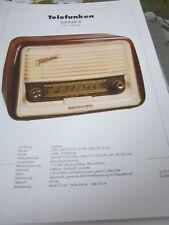 Archiv des Rundfunkmuseums 01 Telefunken Jubilate 6, 1955