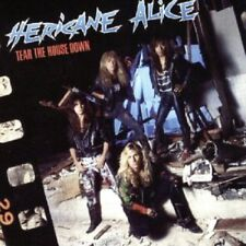 HERICANE ALICE - Tear House Down - CD - **BRAND NEW** CUT IN CASE