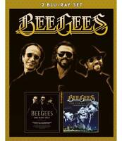 BEE GEES - ONE NIGHT ONLY+ONE FOR ALL TOUR (2BLURAY)  2 BLU-RAY NEW!