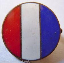 Insigne Aéronavale Air ELEVE PILOTE AUX USA Cocarde Nationalité France ORIGINAL