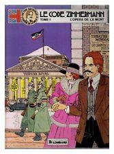 LE CODE ZIMMERMANN N° 1  EO  1986 BE