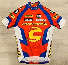 Cannondale 3/4 Zip Short Sleeve Cycling Jersey  *Size Small*