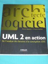 UML 2 en action De l'analyse des besoins à la conception J2EE, Pascal Roques