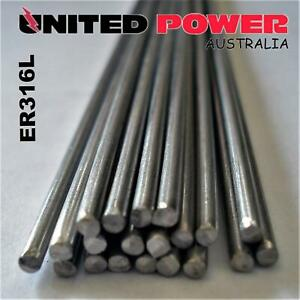 400g 1.0mm ER316L STAINLESS STEEL TIG FILLER ROD WELDING WIRE APPROX 227 RODS