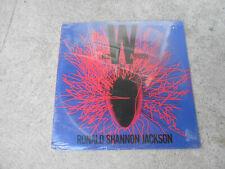 RONALD SHANNON JACKSON-RED WARRIOR-BILL LASWELL-STEVIE SALAS-LP-AXIOM-SEALED-NEW