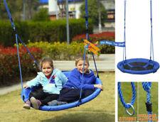 Jeux et activités de plein air en toile avec balançoires