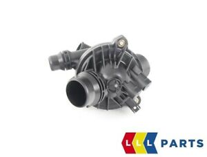 NEW GENUINE BMW 3.5 4.0 PETROL ENGINE COOLANT THERMOSTAT WITH HOUSING 7601158